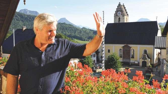 Martin Schmid Bürgermeistrkandidat